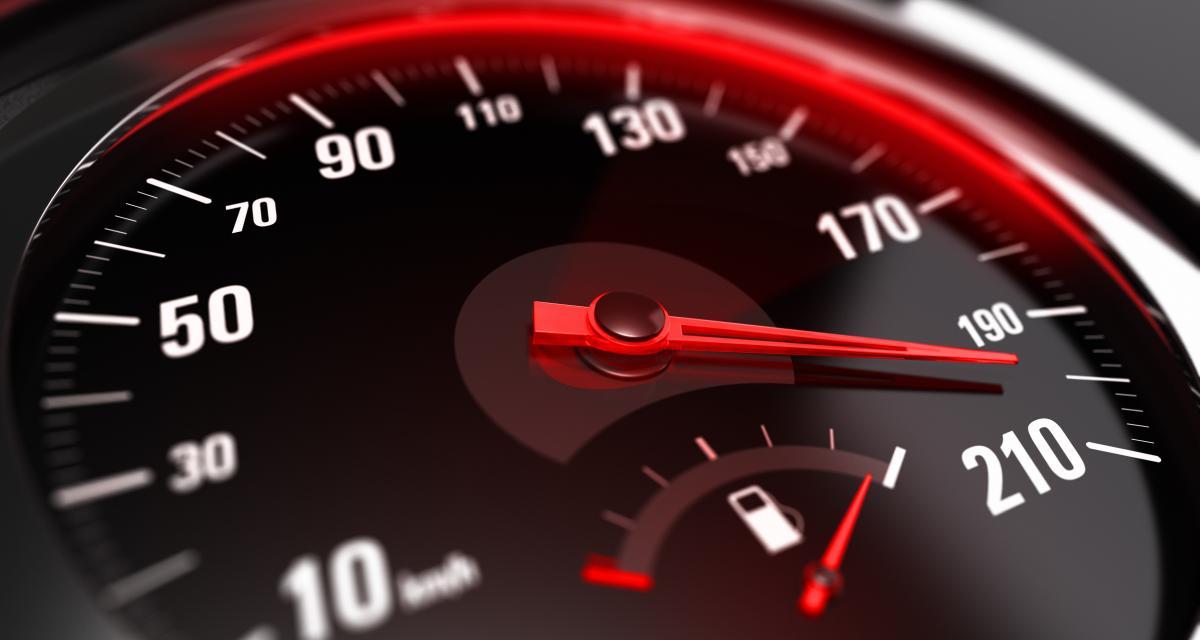 Un homme de 66 ans flashé à 209 km/h en BMW Série 5