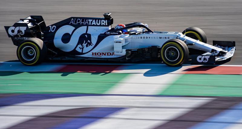 Grand Prix d'Australie de F1 : Gasly, la surprise de la saison 2020 ?