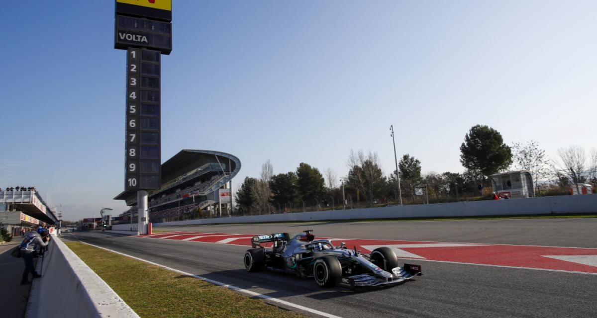 Grand Prix d'Australie de F1 : Hamilton, en route pour égaler Schumacher ?