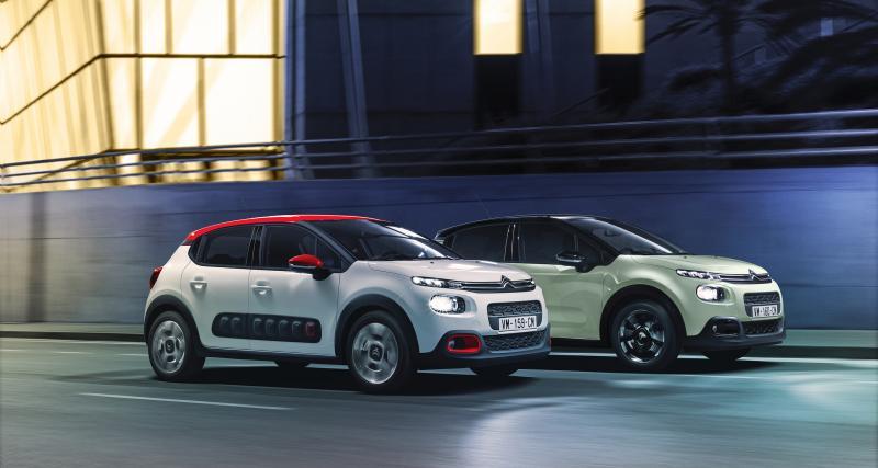 La Citroën C3 restylée à partir de 14 800 euros : prix, finitions et équipements