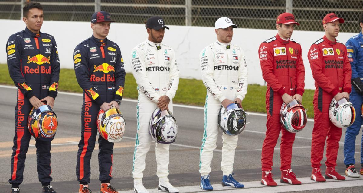 F1 - saison 2020 : que le spectacle commence !