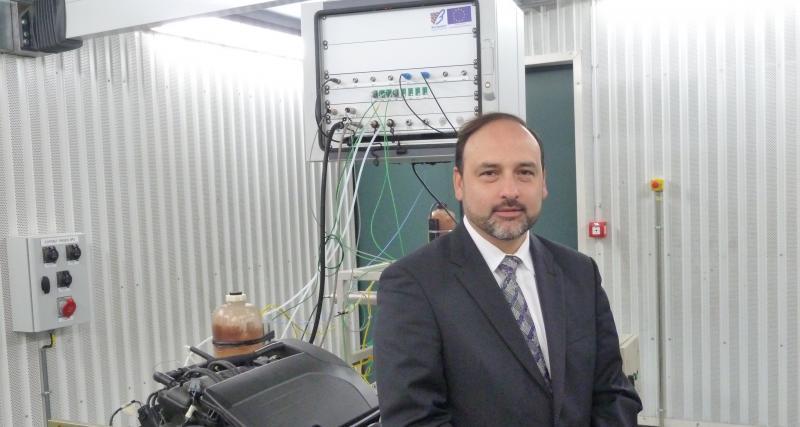 """Luis Le Moyne : """"Imaginer un parc de véhicules particuliers 100 % électrique en France est une aberration"""""""