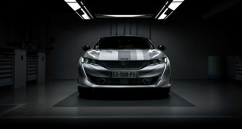 Peugeot 508 PSE : démonstration de force au Castellet