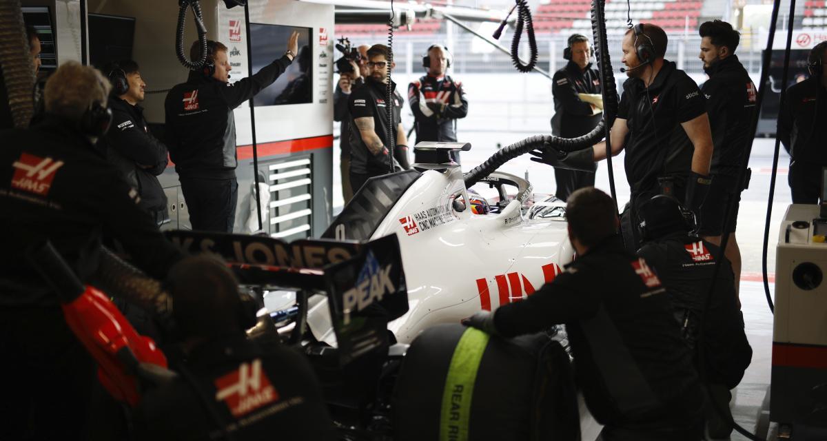 F1 : 3 cas de coronavirus suspectés dans le paddock ?