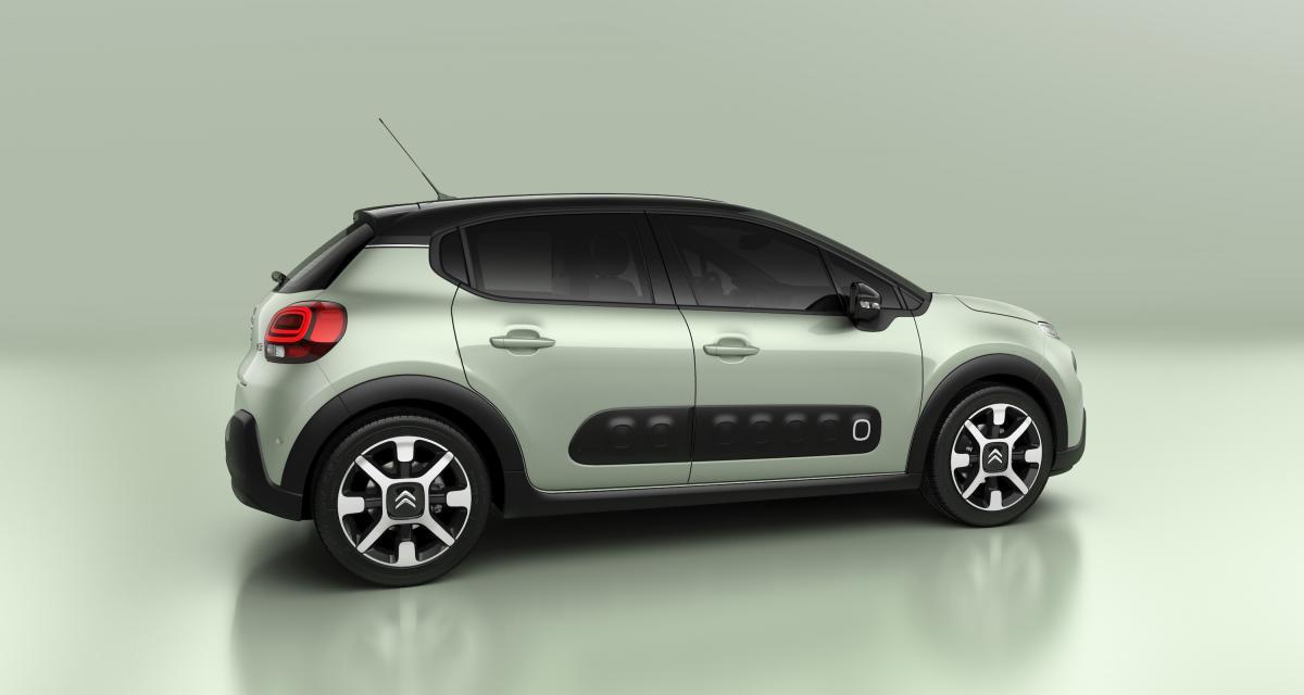 Citroën C3 restylée : les prix des versions Pro