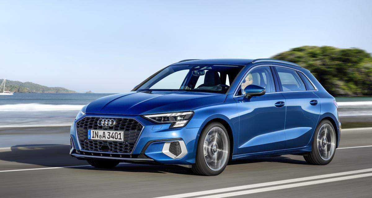 Audi A3 Sportback : date de sortie, prix et fiche technique