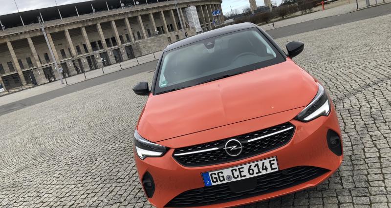 Essai Opel Corsa E : nos photos de la citadine électrique à Berlin