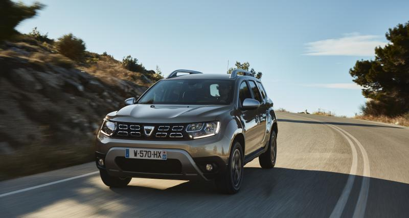 Dacia Duster ECO-G : date de sortie, prix et fiche technique