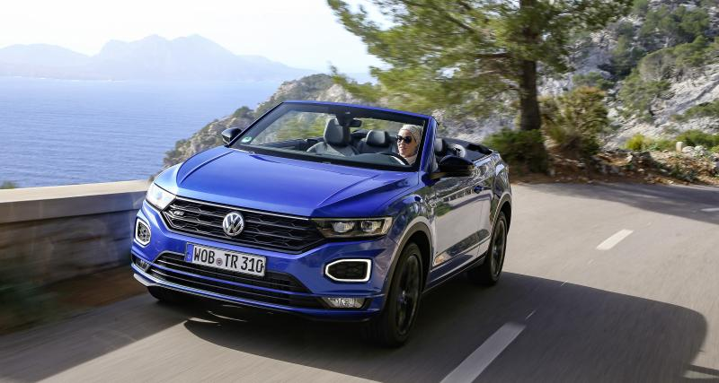 Volkswagen T-Roc Cabriolet : tous les prix, toutes les infos