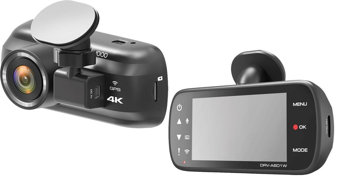 Kenwood commercialise une nouvelle dashcam offrant un rapport prestations/prix canon