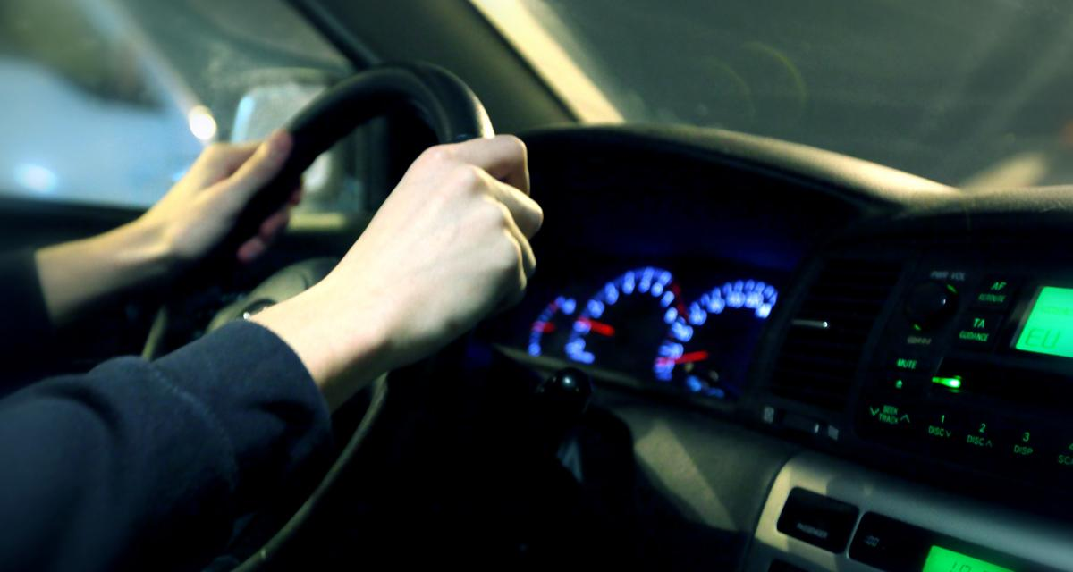 Retrait de permis après un excès de vitesse de 60 km/h