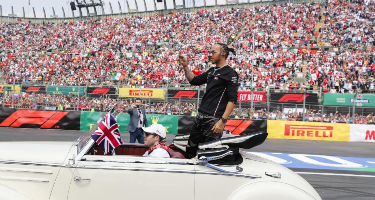 """Chase Carey répond à Lewis Hamilton : """"si l'argent avait été roi, nous aurions couru le GP d'Australie"""""""