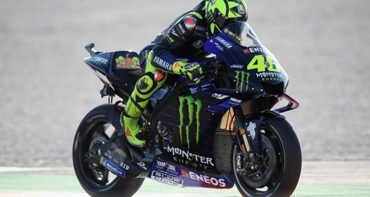 MotoGP - Coronavirus : Rossi fait un don de plusieurs milliers d'euros pour lutter contre le COVID-19