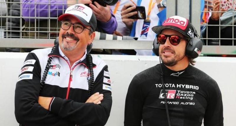 La déclaration de Fernando Alonso sur Instagram