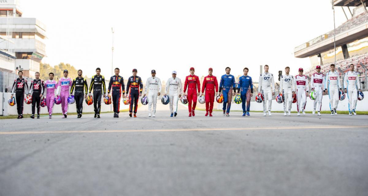 Grand Prix d'Australie de F1 annulé : la réaction des pilotes