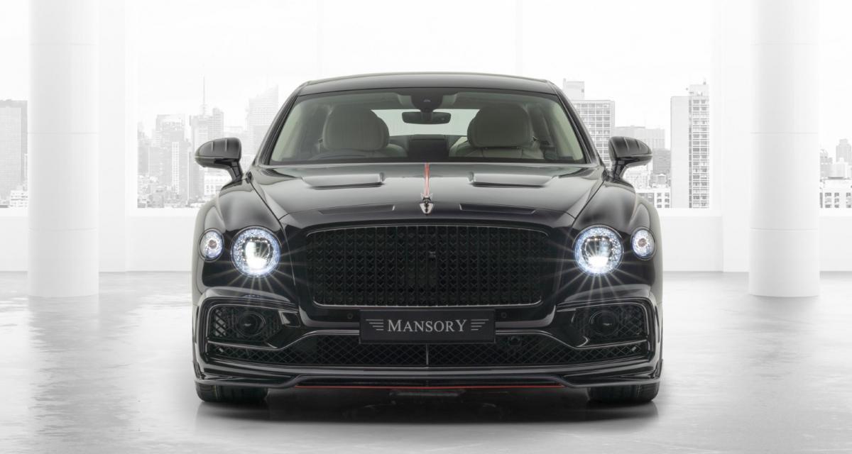 Duo de Bentley sauce piquante : Mansory s'attaque au luxe à l'anglaise