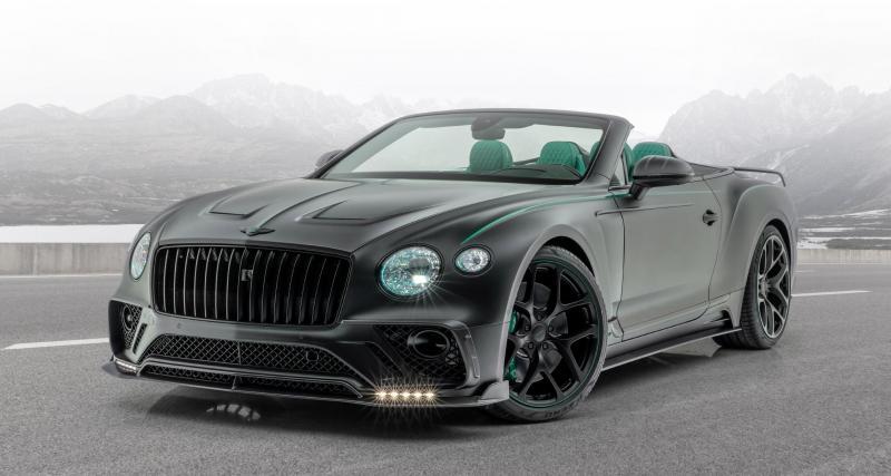 Bentley GTC V8