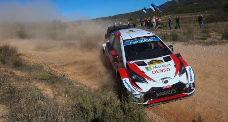 WRC - Rallye du Mexique : Ogier plane, Neuville out