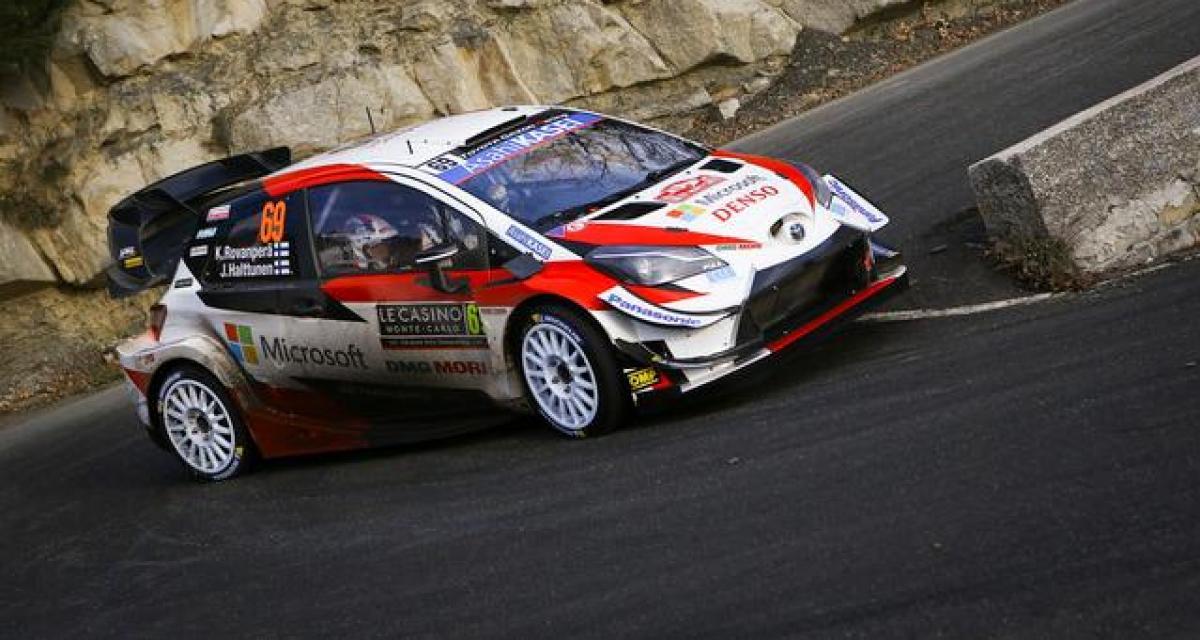 WRC - Rallye du Mexique : Ogier toujours au top, Tänak grappille