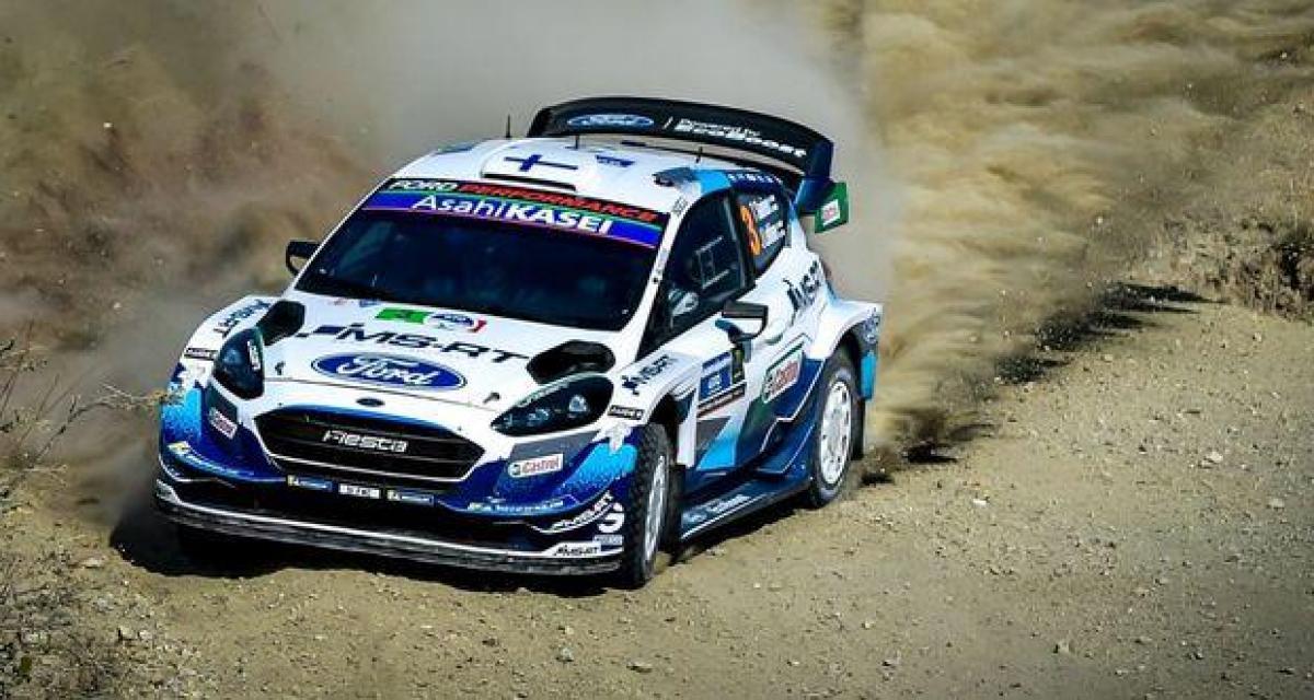 WRC - Rallye du Mexique : Ogier remporte son premier succès avec Toyota
