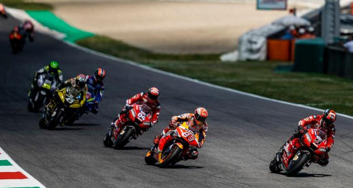 MotoGP : Dovizioso pas sûr de continuer l'aventure avec Ducati