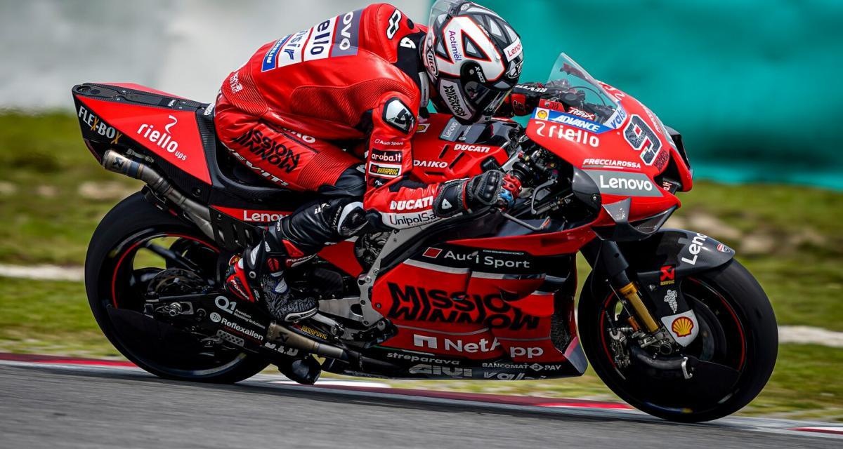 """Gigi Dall'Igna : """"l'arrêt du MotoGP en raison du coronavirus favorise Marquez et Honda"""""""