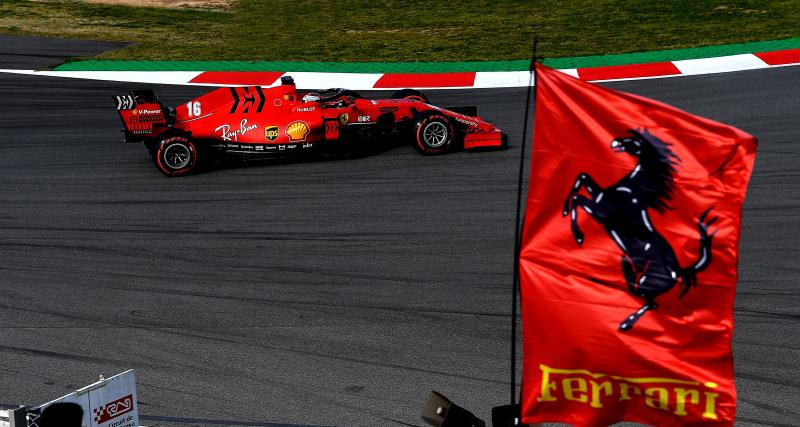 Une Ferrari B en préparation ?