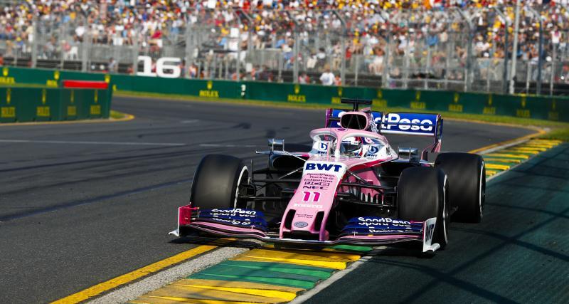 Hamilton et Leclerc toujours à Melbourne, Sainz confiné à Madrid
