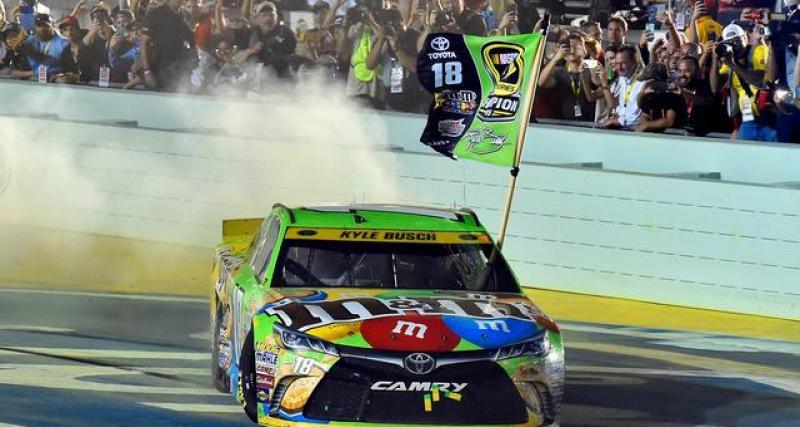 La NASCAR, un calendrier chargé à aménager dans les jours qui viennent