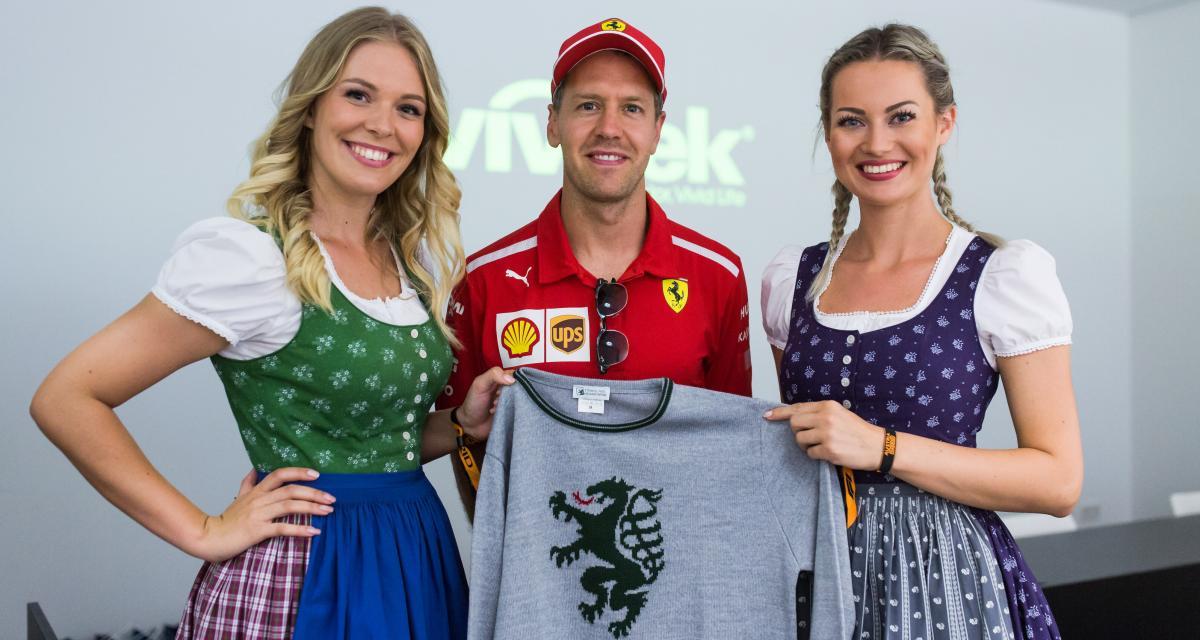 Renault intéressé par Vettel pour 2021 ?