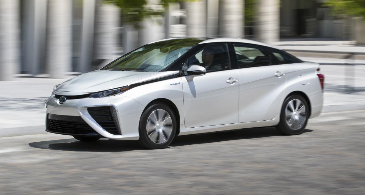 Toyota Mirai 2 : date de sortie, autonomie, prix et fiche technique