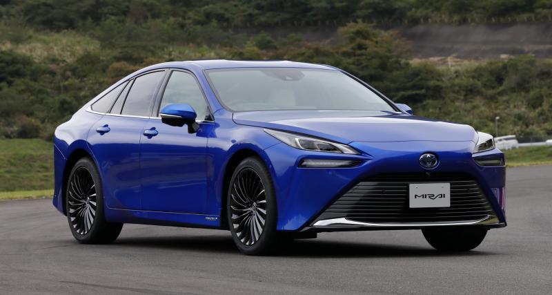 Nouvelle Toyota Mirai (2021) : date de sortie, prix, fiche technique et essai