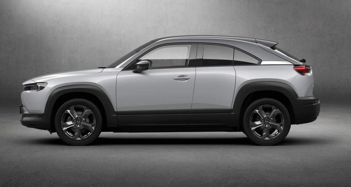 Mazda MX-30 : date de sortie, autonomie, prix, fiche technique et essai