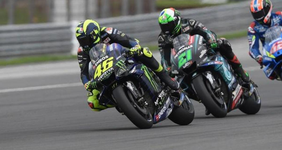 """Rossi : """"il est très difficile d'organiser des courses à Jerez, au Mans et au Mugello"""""""