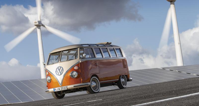 Volkswagen e-Bulli : le Combi électrique bientôt commercialisé !