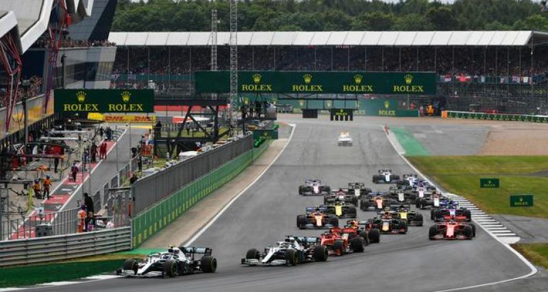 F1 - MotoGP : Silverstone en sursis ?
