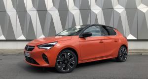Essai Opel Corsa E : l'autre Peugeot e-208 ?