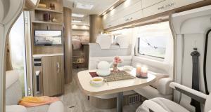 Esprit Eighty Eight : le camping-car Dethleffs pour voyager en toutes saisons