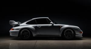 Porsche 911 GT2 : 1 million de dollars, le prix de la rareté