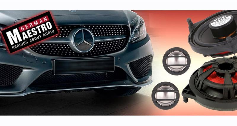 German Maestro commercialise un kit HP « plug and play » pour certaines Mercedes