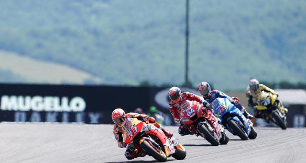 MotoGP 2020 : le calendrier complet