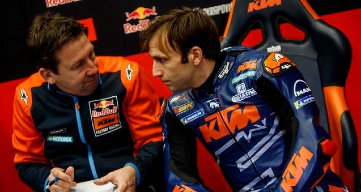 MotoGP : Zarco craint que le début de saison soit compromis