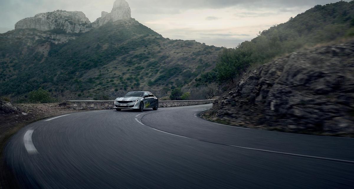 Peugeot 508 PSE : du circuit à la route