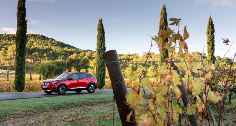 Nissan Juke VS Peugeot 2008 : l'originalité sous deux angles différents