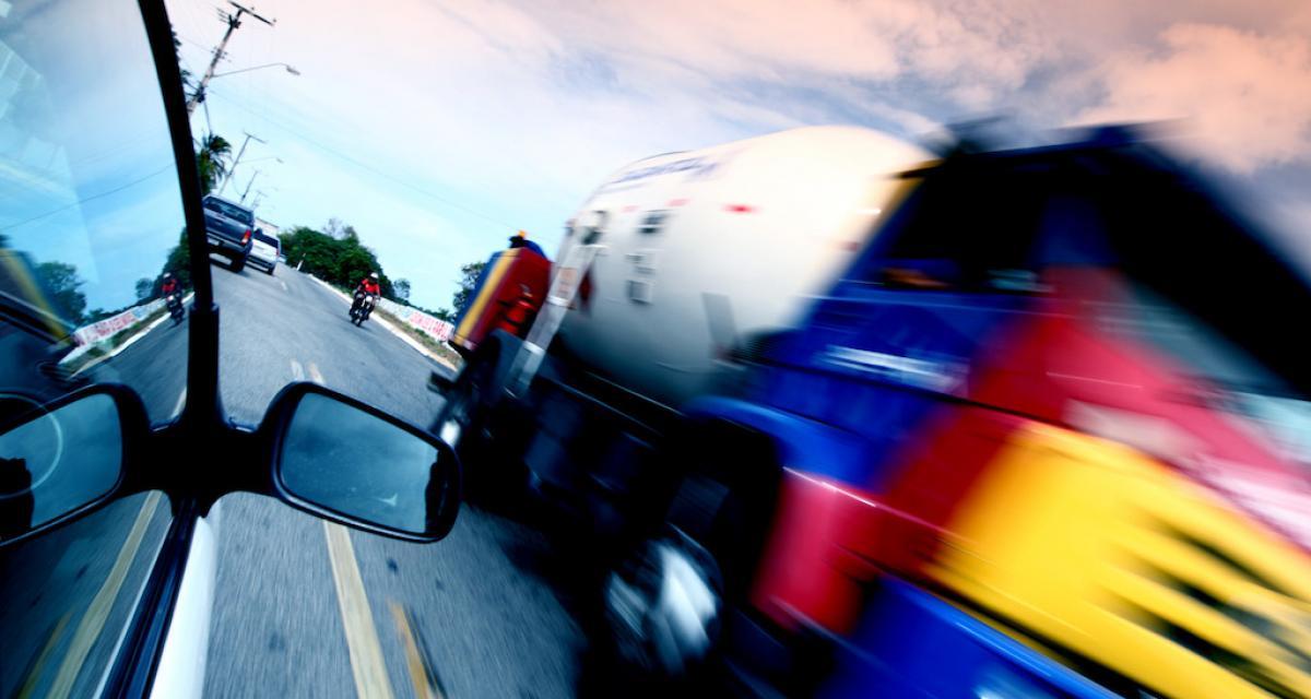 Confinement : contrôlé à 252 km/h sur une route limitée à 90 km/h !