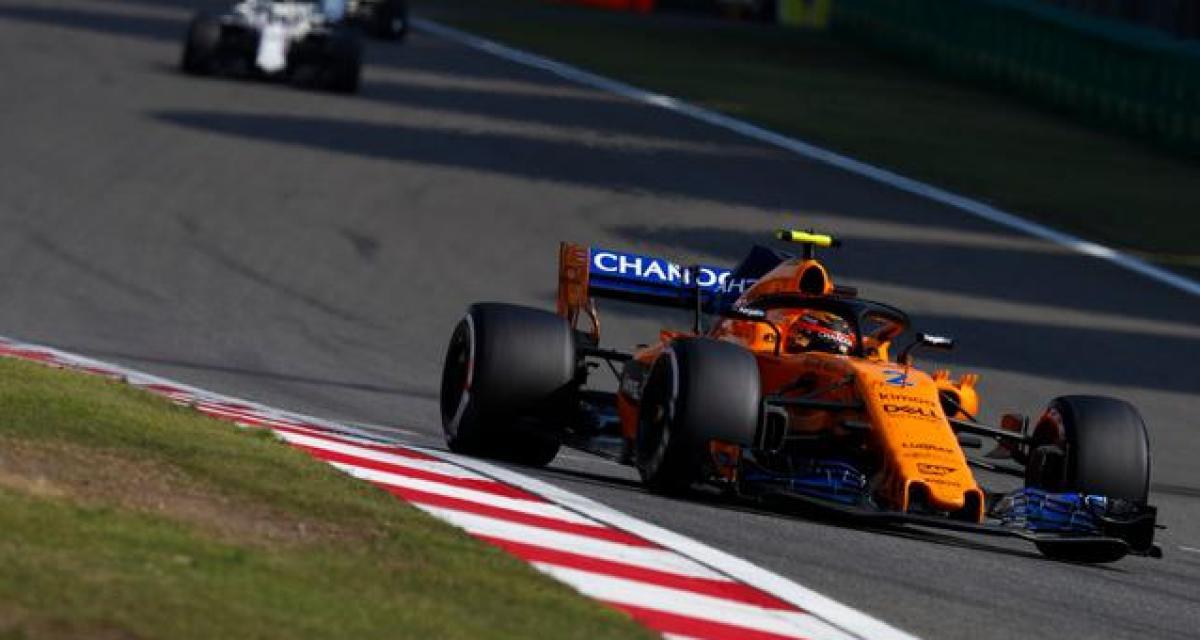 Coronavirus - F1 : retour à la maison cette semaine pour McLaren