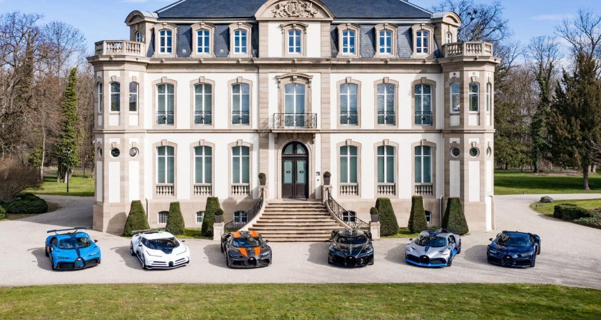 Bugatti : la photo qui valait 33 millions d'euros