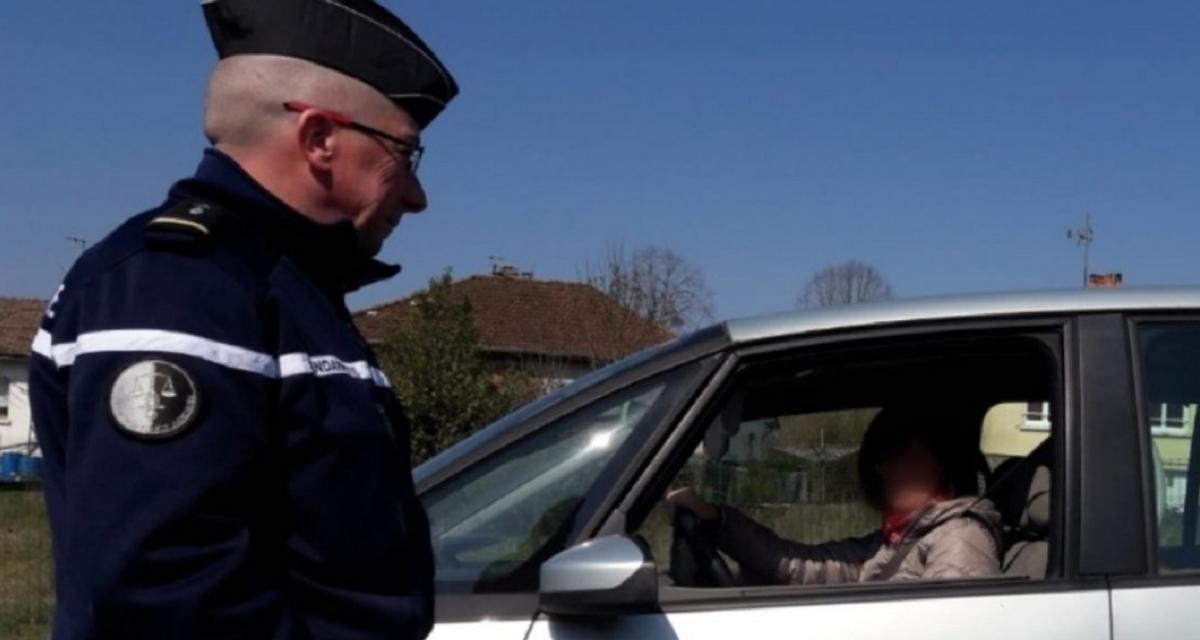 Confinement : la gendarmerie des Vosges toujours au top !