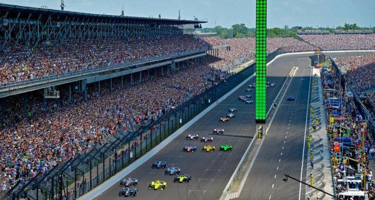 Coronavirus - Indycar : les 500 Miles d'Indianapolis reportés au 23 août