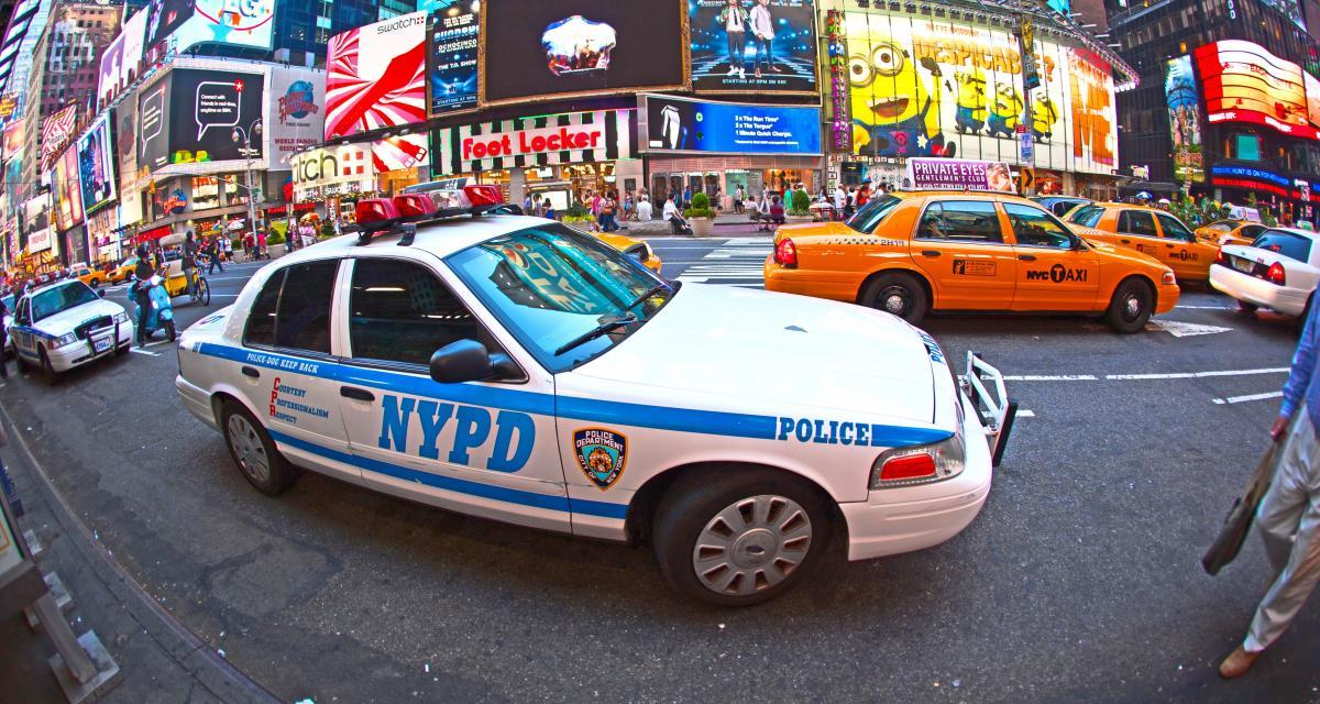 Excès de vitesse à New-York : flashé à 233 km/h en Dodge Challenger SRT8